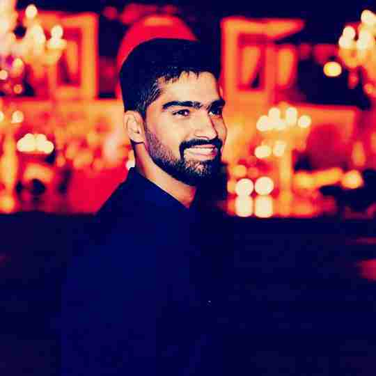 Rahul Kumar Singh's profile on Curofy