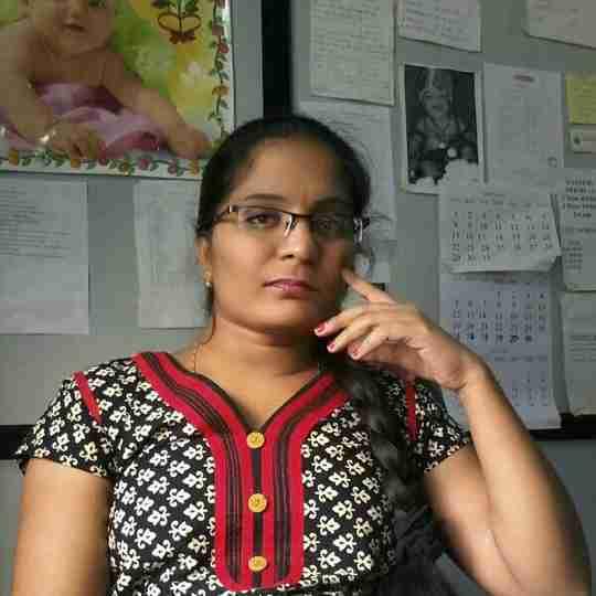 Dr. Geetha Reddy's profile on Curofy