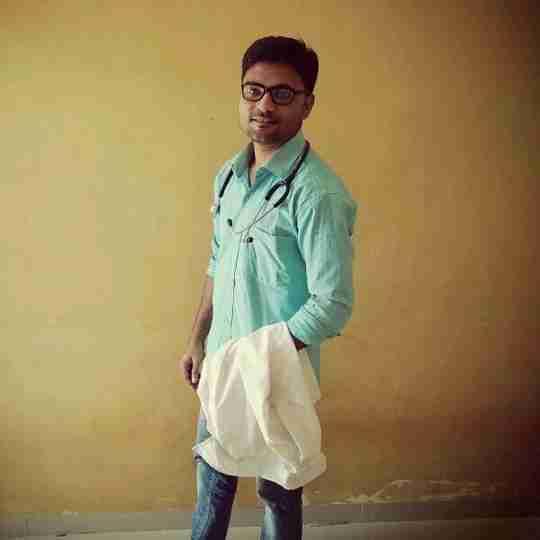 Dr. Kushal Mahale's profile on Curofy