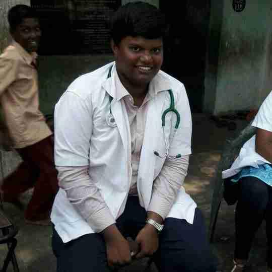 Vinoth Sabapathi's profile on Curofy