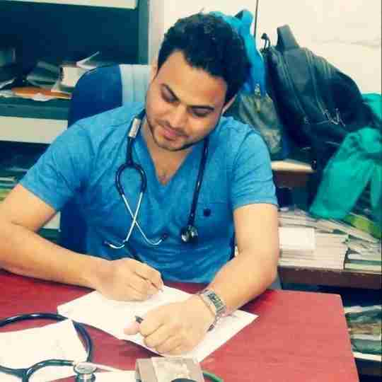 Dr. Md Nadim Parvez's profile on Curofy
