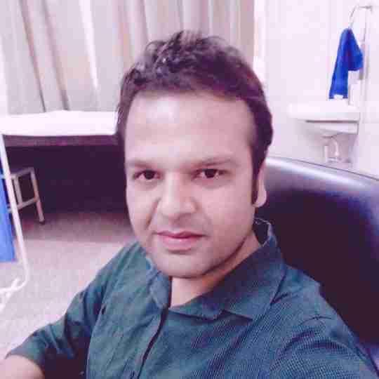 Dr. Prashant Saxena's profile on Curofy