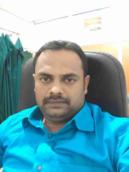 Dr. Mohammed Patel's profile on Curofy