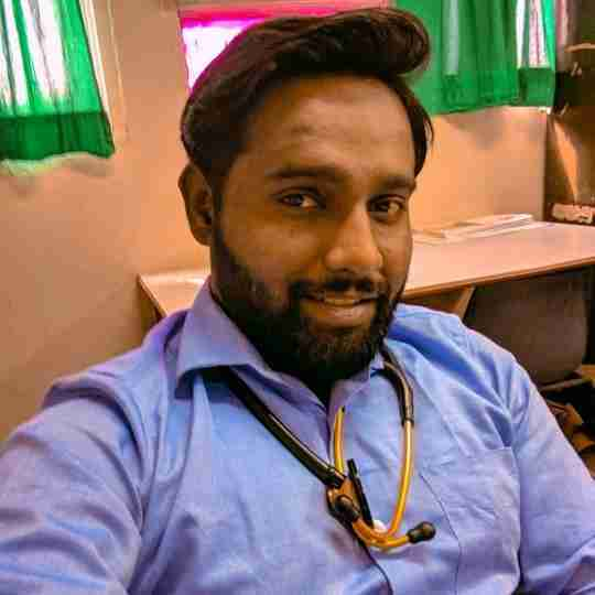 Dr. Himanshu Chitravanshi's profile on Curofy