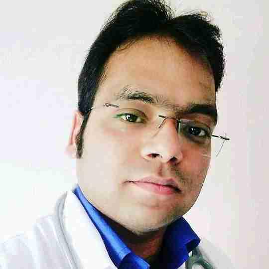 Dr. Rajneesh Kumar Naval's profile on Curofy