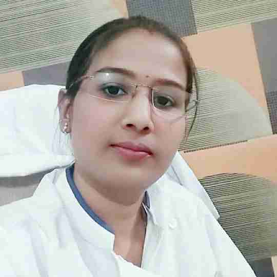 Dr. Priyanka Sinha's profile on Curofy