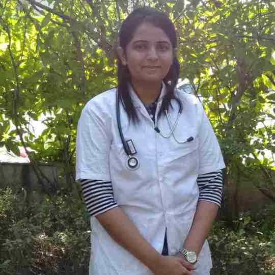 Dr. Himanee Rajgor's profile on Curofy