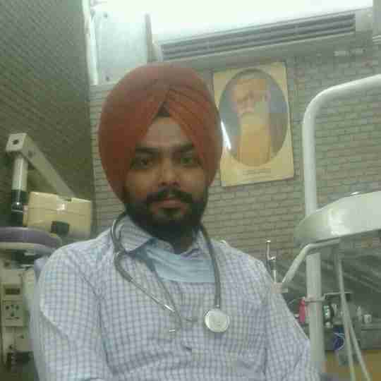 Dr. Surpreet Singh's profile on Curofy