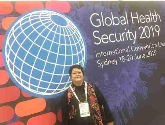 Dr. Rashna Dass Hazarika's profile on Curofy