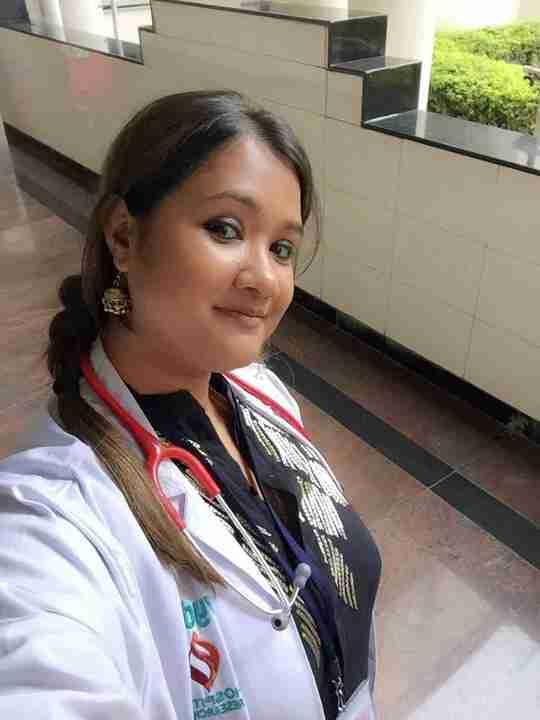 Dr. Mithila Das Mazumder's profile on Curofy