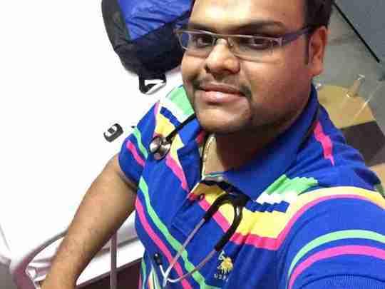 Dr. Sahil Goel's profile on Curofy