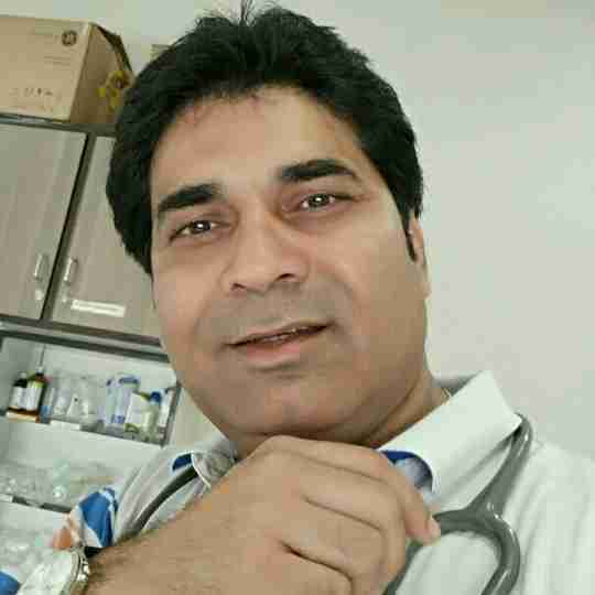 Dr. Anand Kain's profile on Curofy