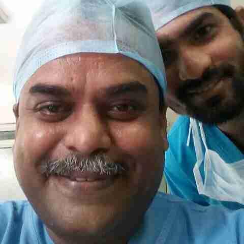 Dr. Ayyappan Thangavel's profile on Curofy