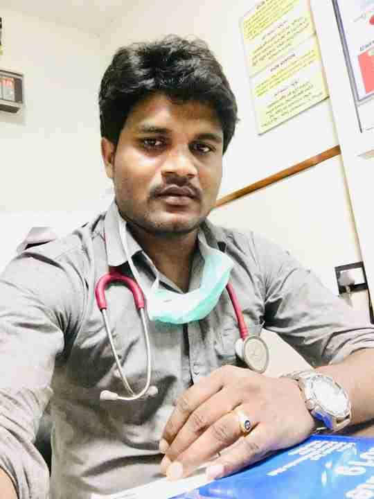 Dr. Shivaraj Bellamkonda's profile on Curofy