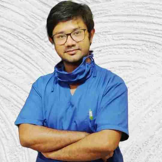 Dr. Shantanu Kumar Gupta's profile on Curofy