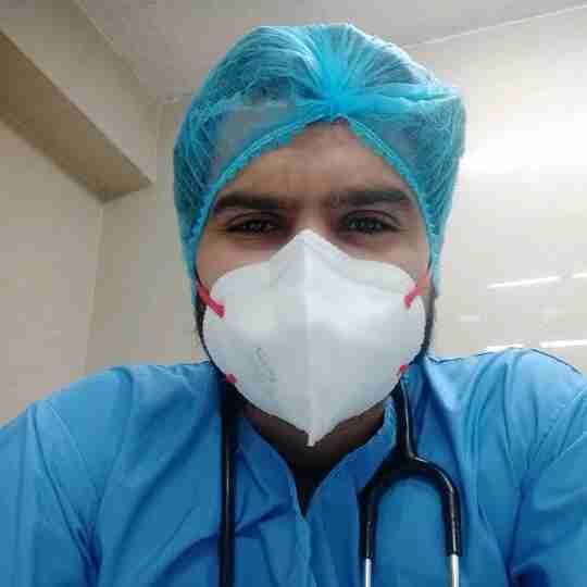 Dr. Siddharth Arya's profile on Curofy