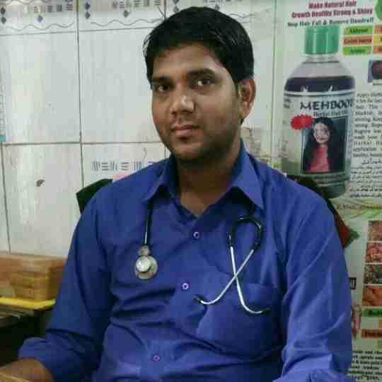 Dr. Salman Ahmad's profile on Curofy