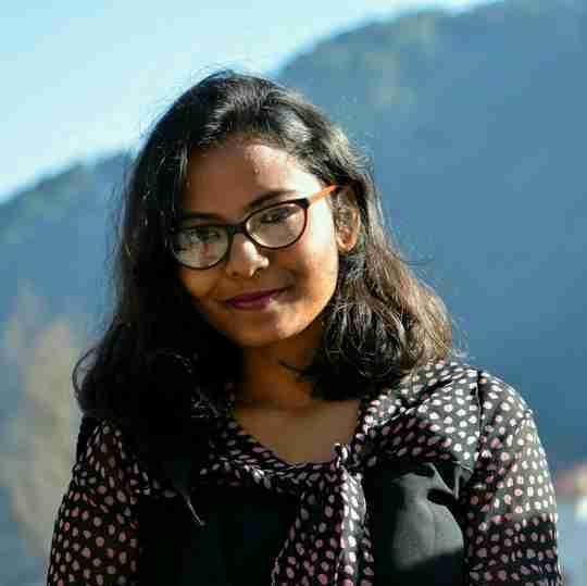 Alolika Saha's profile on Curofy
