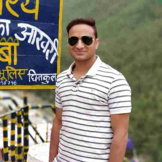 Vivek Sharma's profile on Curofy