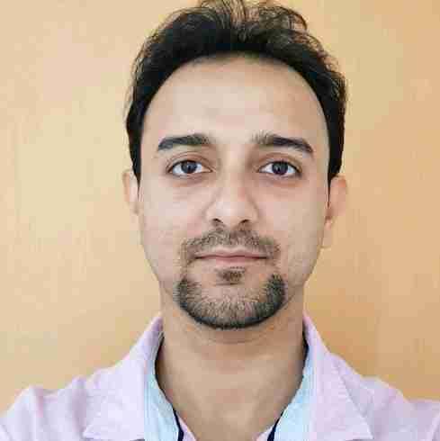 Dr. Vishnu Vajpai's profile on Curofy