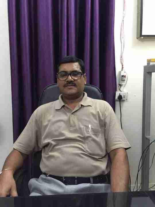 Sunil Jain's profile on Curofy