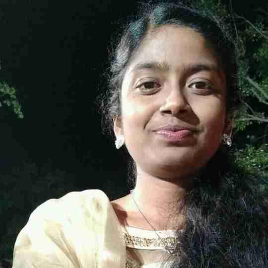 Vidya Manjusha's profile on Curofy
