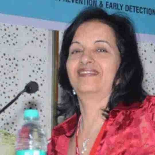 Dr. Mohini Vachhani's profile on Curofy