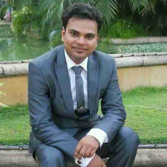 Dr. Pushkar Kesarwani's profile on Curofy