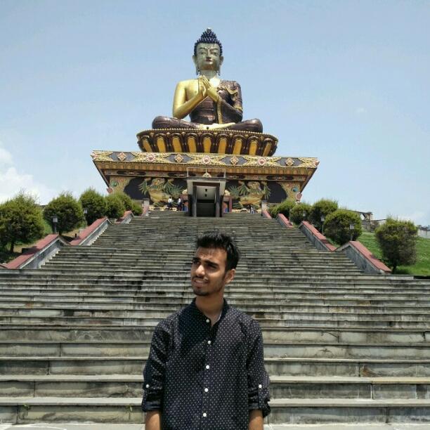Ritvik Gupta's profile on Curofy