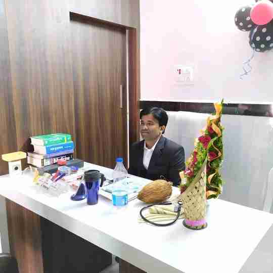 Dr. Rahul Wanole's profile on Curofy