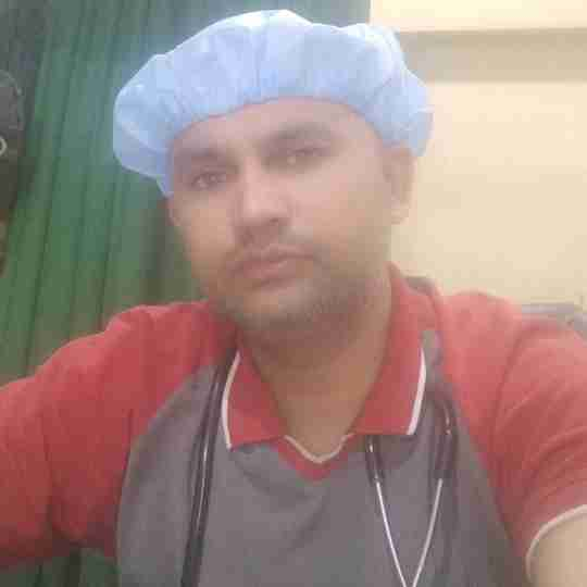 Dr. Suhail Ahmad Chaudhary's profile on Curofy
