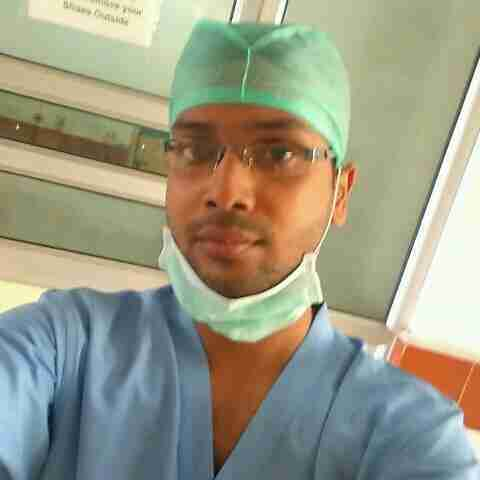 Dr. Saurav Shaurya's profile on Curofy