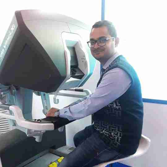 Dr. Siddharth Mishra's profile on Curofy