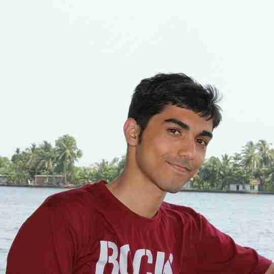 Rushabh Shah's profile on Curofy