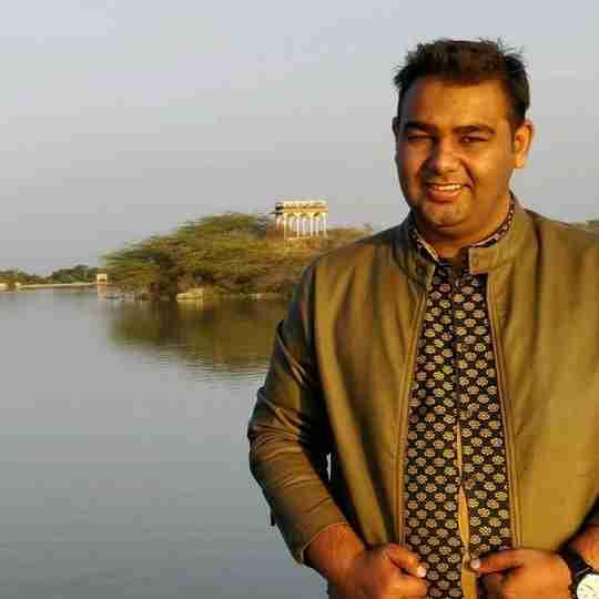 Shubham Vaishnav's profile on Curofy