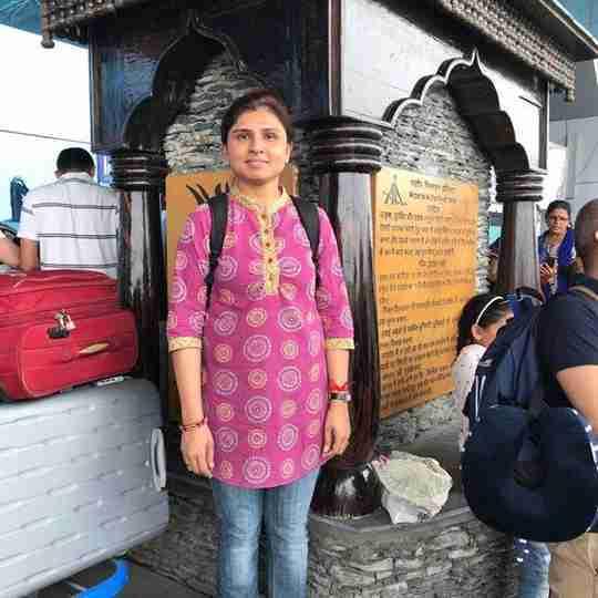 Dr. Padmaja Pallavi's profile on Curofy
