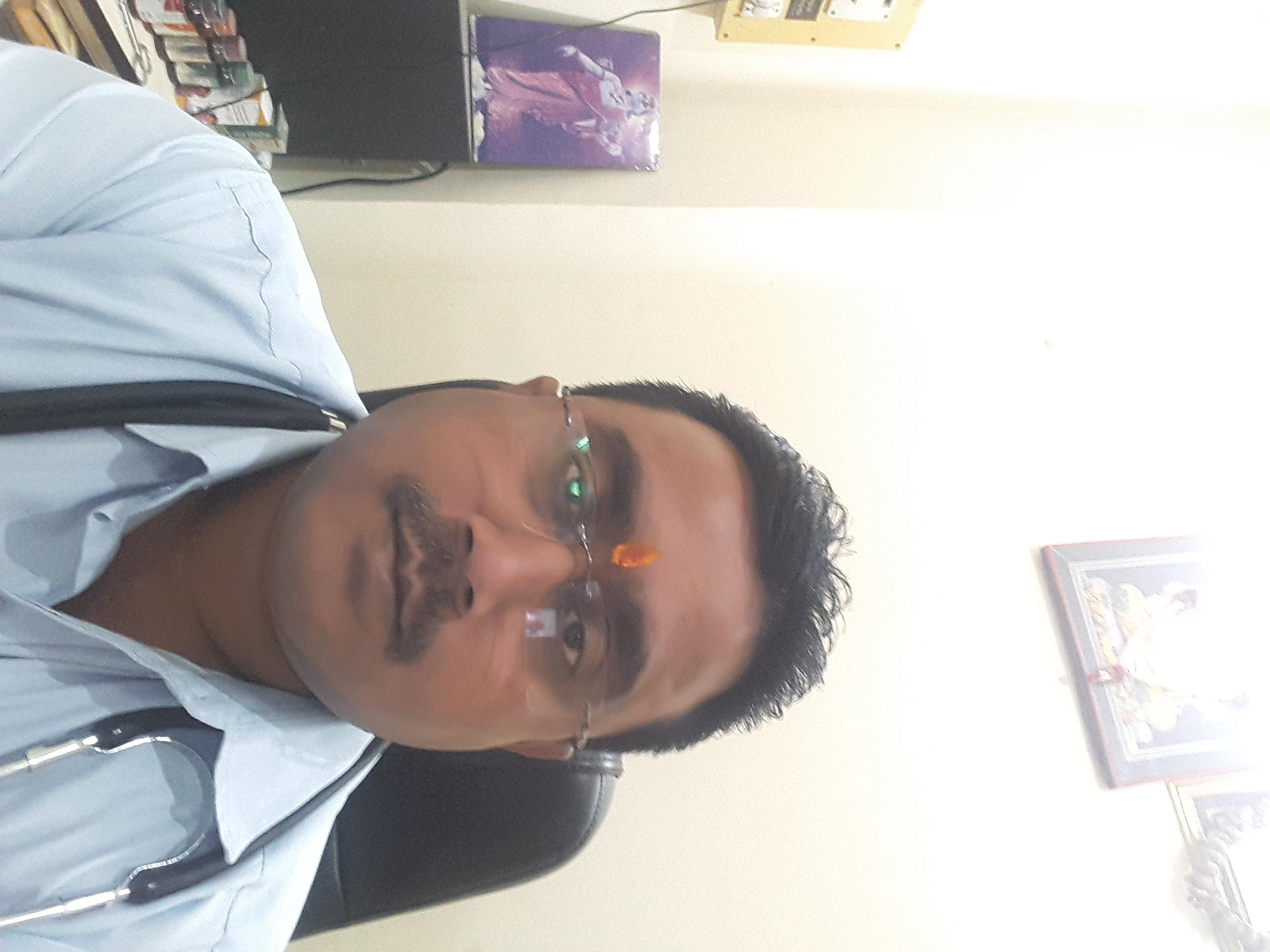 Dr. Arun Gadhe's profile on Curofy
