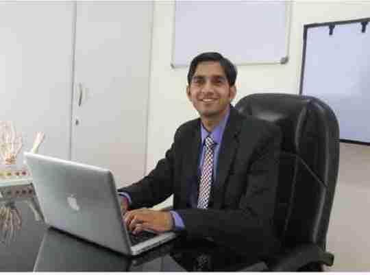 Dr. Rahul Sharma (Pt)'s profile on Curofy