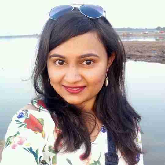 Asmita Pagar's profile on Curofy