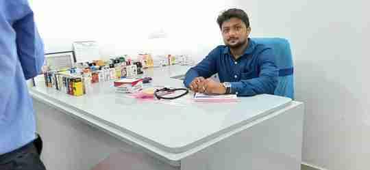 Dr. Ankit Shandilya's profile on Curofy