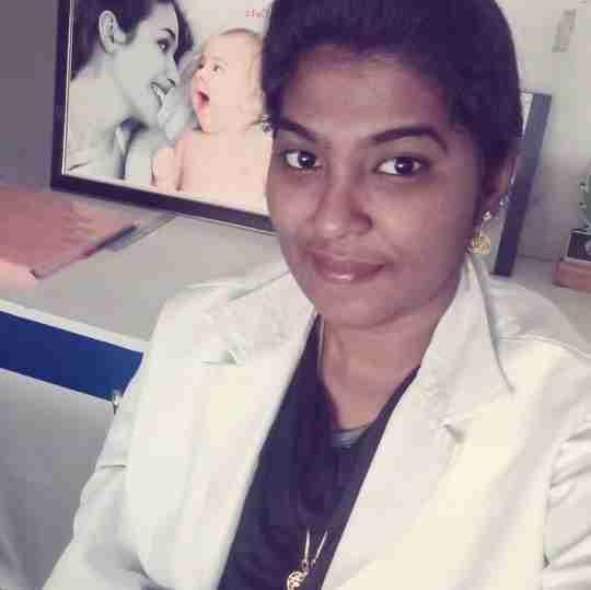 Dr. T.jemila Merlin's profile on Curofy