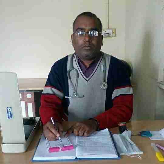 Dr. Pradosh Dagdi's profile on Curofy