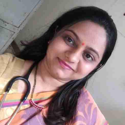 Dr. Yogini Kulkarnivaidya's profile on Curofy
