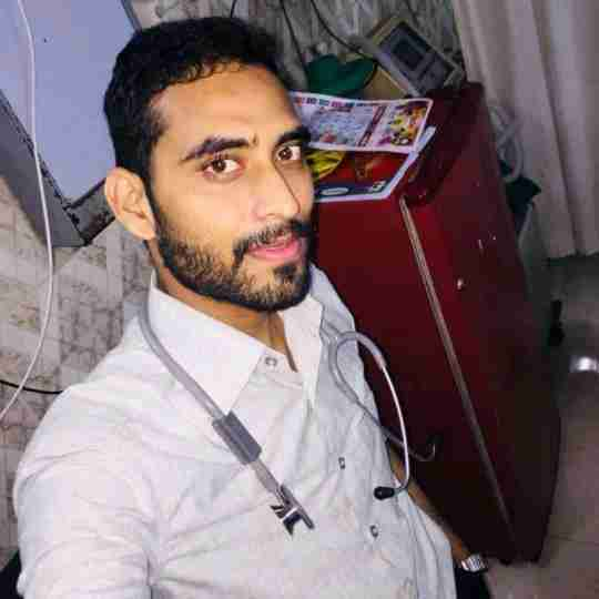 Dr. Umar Babu's profile on Curofy