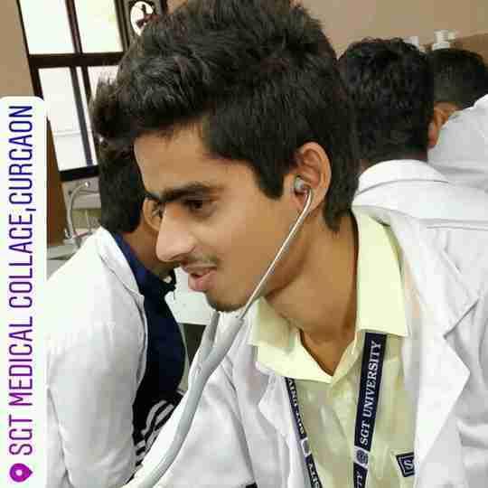 Yasir Khan's profile on Curofy