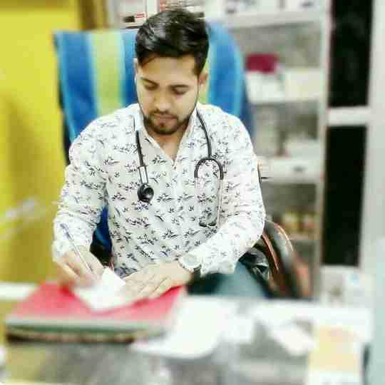 Dr. Virendra Sharma's profile on Curofy