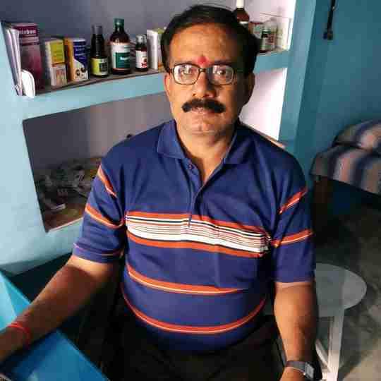 Dr. Vikrmaditya Pathak's profile on Curofy