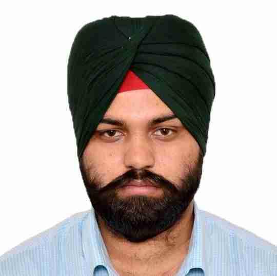 Chanpreet Singh's profile on Curofy