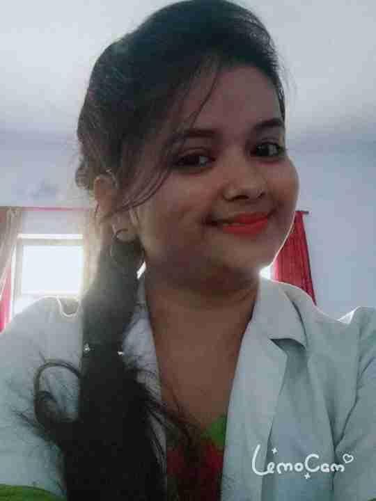 Dr. Disha Jain's profile on Curofy