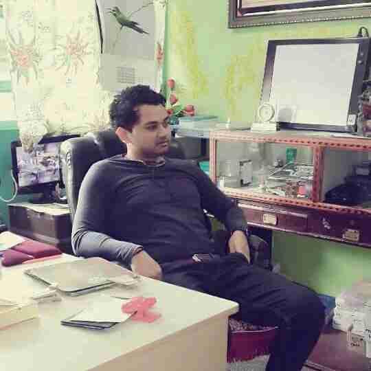 Dr. Veepul Gvanee's profile on Curofy